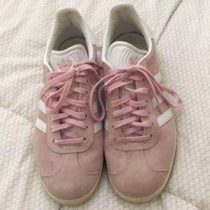 Adidas Gazelle Size 7.5 Pink